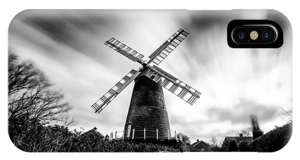 Polegate Windmill IPhone Case
