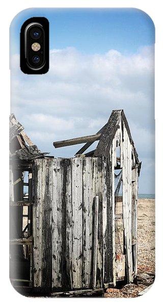 Projekt Desolate Alone Phone Case by Stuart Ellesmere
