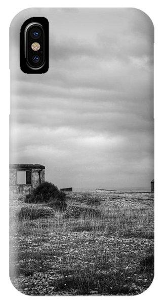 Projekt Desolate Loveshack V  Phone Case by Stuart Ellesmere