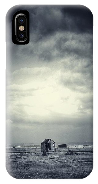 Projekt Desolate The Distance  Phone Case by Stuart Ellesmere