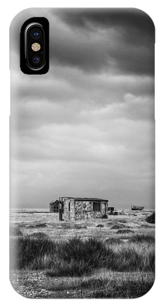 Projekt Desolate The Range  Phone Case by Stuart Ellesmere