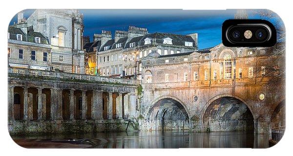 Pulteney Bridge, Bath IPhone Case