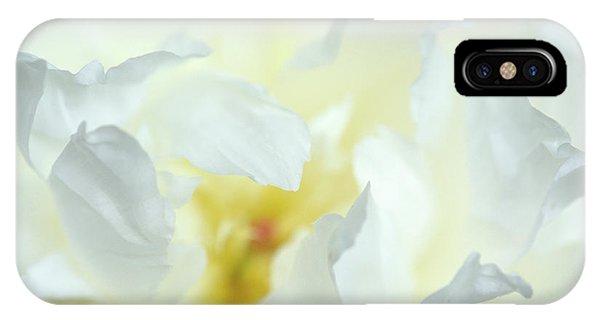 Pure Peony IPhone Case