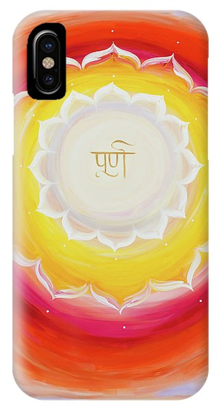 Purna Yantra IPhone Case