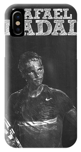 Rafael Nadal IPhone Case