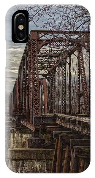 Rail Bridge IPhone Case