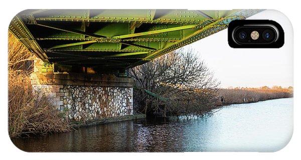 Railway Bridge IPhone Case