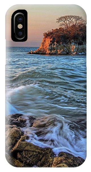Rat Rock Island  IPhone Case