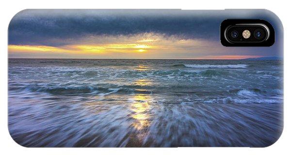 Redondo Beach Sunset IPhone Case