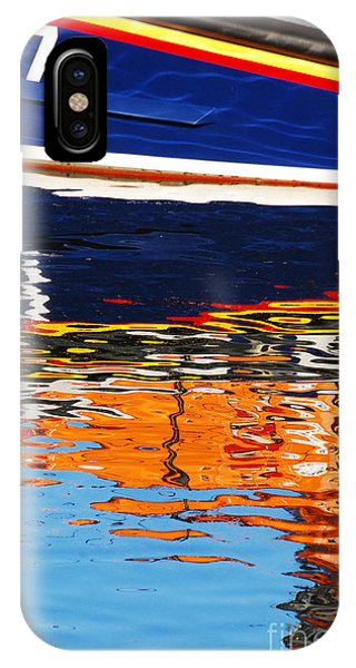 Dunmore East iPhone Case - Reflections by Joe Cashin