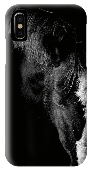 Equine iPhone Case - Remembrance  by Paul Neville