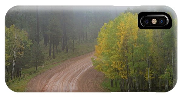 Rim Road IPhone Case