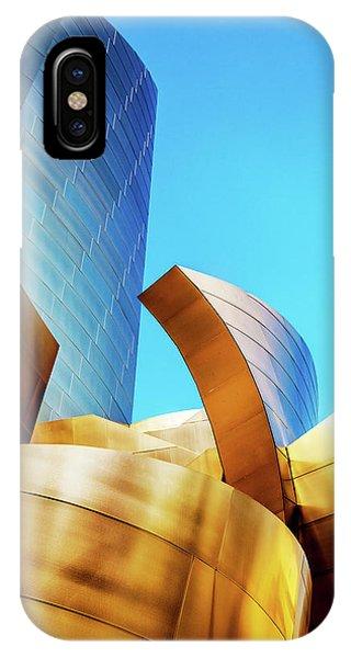 Achievement iPhone Case - River Of Gold by Az Jackson