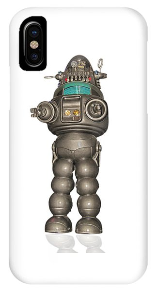 Robby The Robot IPhone Case