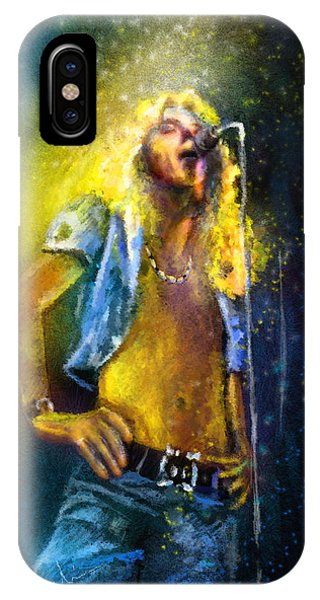 Robert Plant 01 IPhone Case