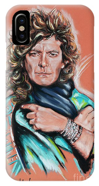Robert Plant IPhone Case