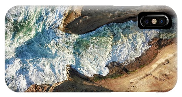 Rocks And Waves IPhone Case
