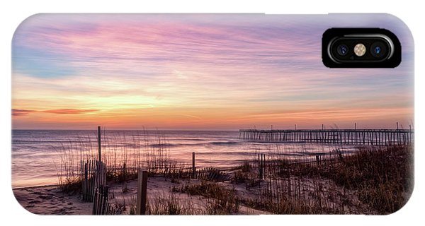 Rodanthe Sunrise IPhone Case