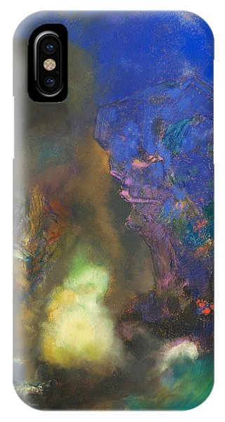 Impressionistic iPhone Case - Roger And Angelica by Odilon Redon