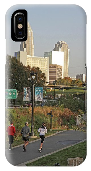 Runable Charlotte IPhone Case