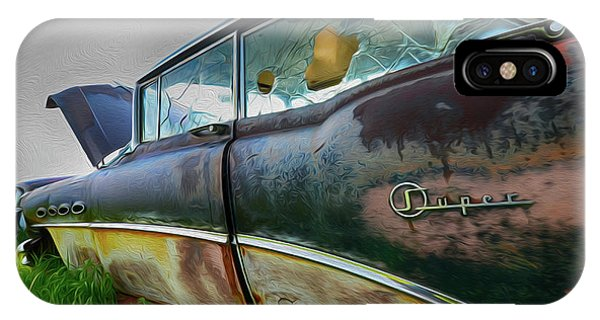 iPhone Case - Rust Never Sleeps 3 by Bob Christopher