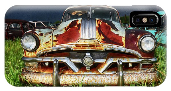 iPhone Case - Rust Never Sleeps by Bob Christopher