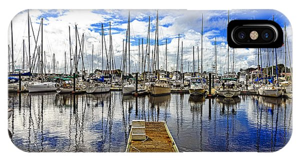 Safe Harbor IPhone Case