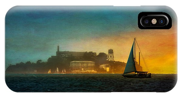 Sailing By IPhone Case