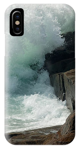 Salty Froth IPhone Case
