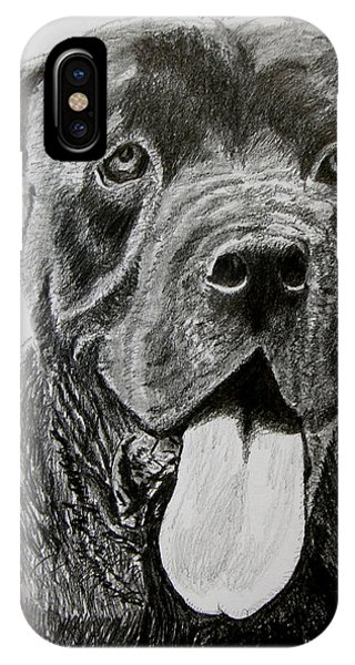 Sampson IPhone Case
