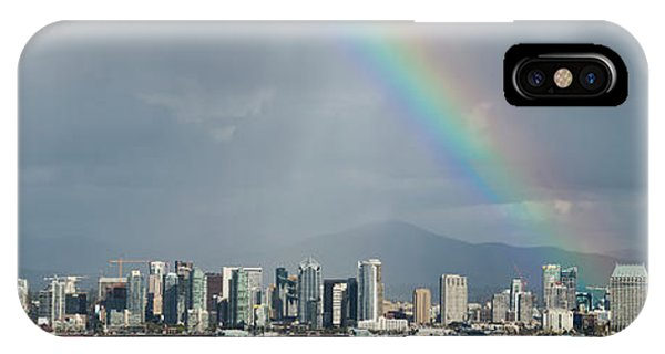 IPhone Case featuring the photograph San Diego by Dan McGeorge
