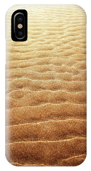 Sand Background IPhone Case
