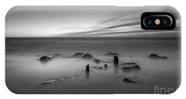 Michael iPhone Case - Sandy Hook Sunrise  by Michael Ver Sprill
