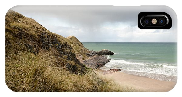 Northern Scotland iPhone Case - Sango Beach, Durness by Smart Aviation