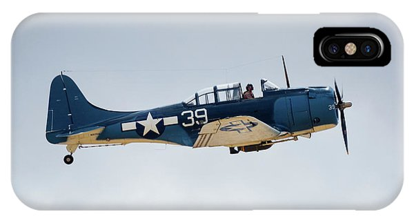 Sbd Dauntless Phone Case by Brian Knott Photography