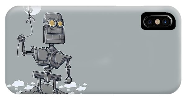 Science Fiction iPhone Case - Sci Fi by Maye Loeser