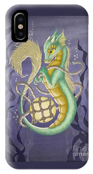 Sea Dragon II IPhone Case