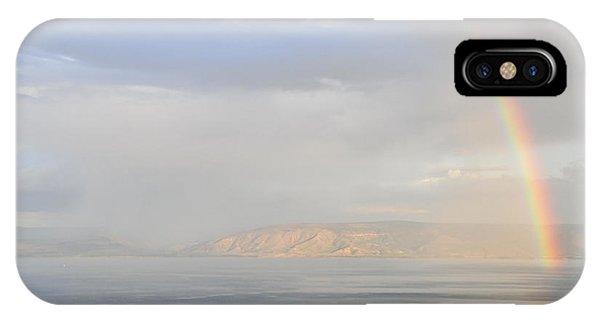 Sea Of Galilee IPhone Case