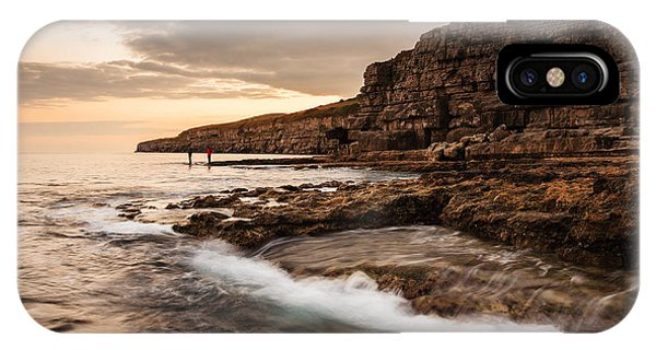 Seacombe Bay IPhone Case