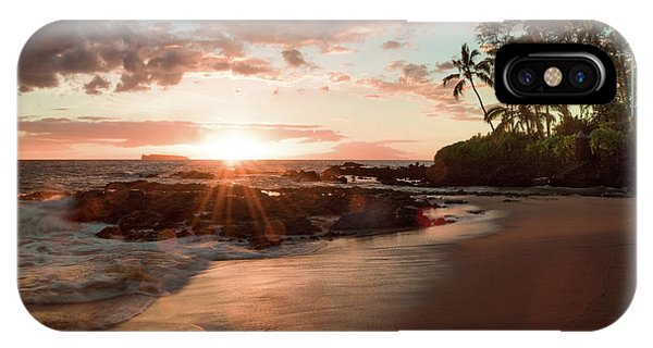 Secret Beach Maui Phone Case by Seascaping Photography