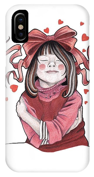 iPhone Case - Selfie by Deadcharming Art