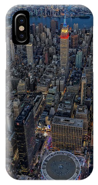 September 11 Nyc Tribute IPhone Case