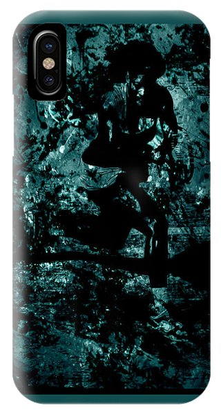 Venus Williams iPhone Case - Serena Williams Work Of Art by Brian Reaves