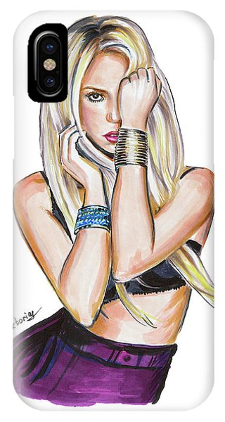 Shakira IPhone Case