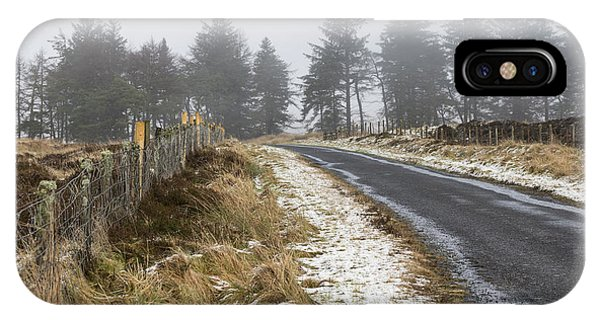 Sheriffmuir Road IPhone Case