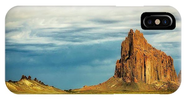 Shiprock, New Mexico IPhone Case