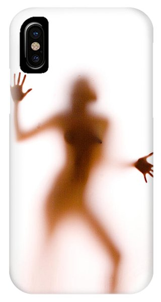 Silhouette 14 IPhone Case