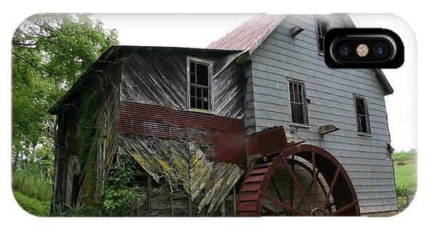Silverlake Mill IPhone Case