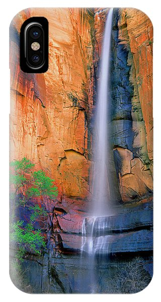 Sinawava Falls IPhone Case