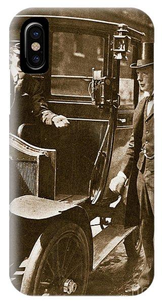 Fare iPhone Case - Sir Winston Churchill by English School